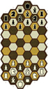 Hexes 6-Pawn